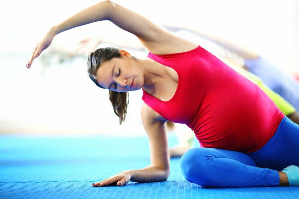 Clases de Yoga embarazo